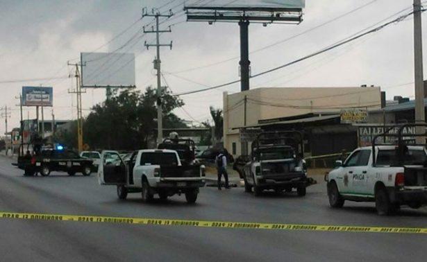 Nuevo enfrentamiento en Reynosa deja 5 muertos; activan semáforo naranja
