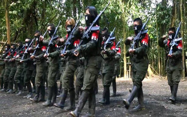 """Doble atentado en el norte de Colombia en inicio de """"paro armado"""" del ELN"""