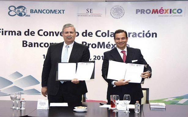 Impulsarán las exportaciones mexicanas y la inversión extranjera
