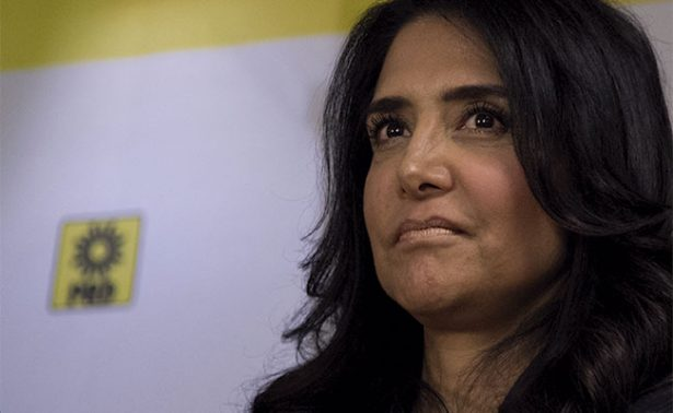 En 8 días, inicia el PRD discusión sobre el relevo de Alejandra Barrales