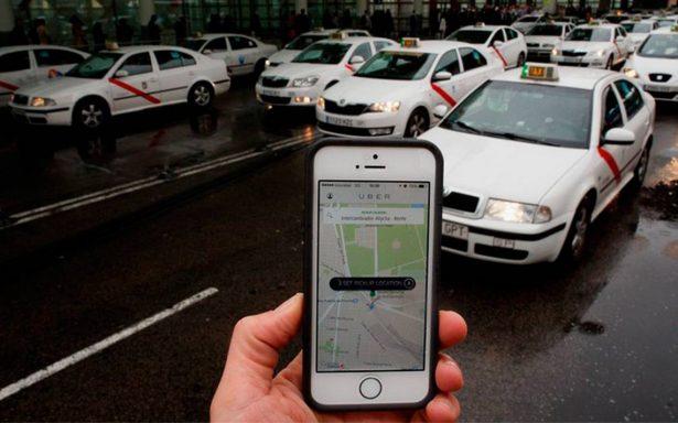 Se regulará el servicio Uber  en Guadalajara