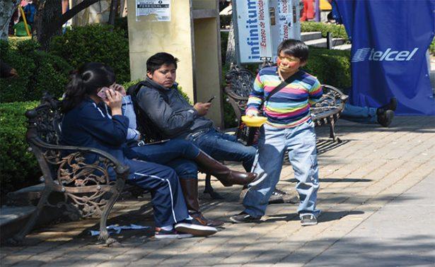 Cerca de 26 mil menores laboran en Tlaxcala