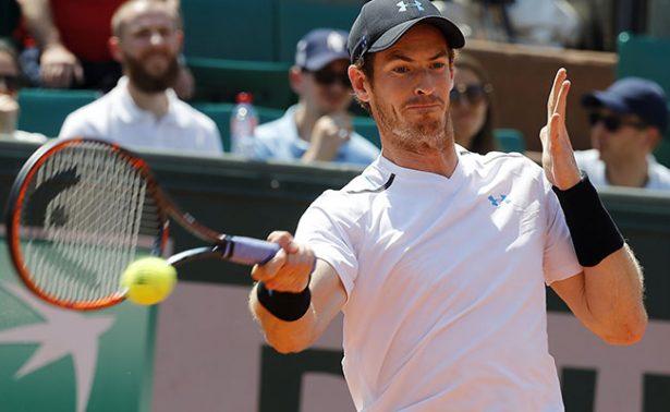 Andy Murray con problemas para superar la segunda ronda