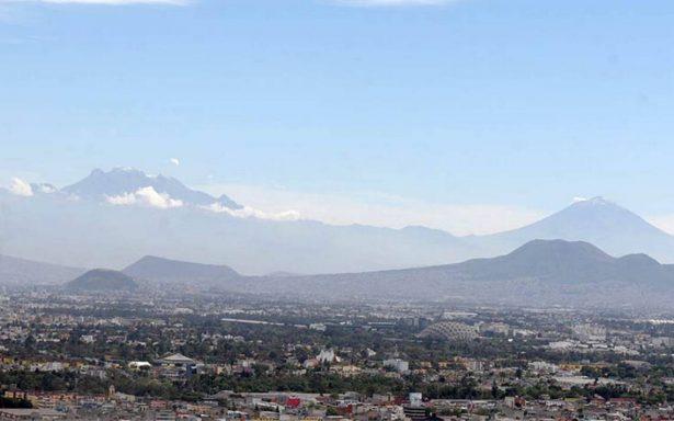 Valle de México registra calidad del aire aceptable