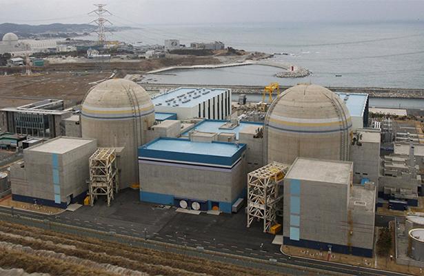 Corea del Sur suspenderá la construcción de dos reactores nucleares