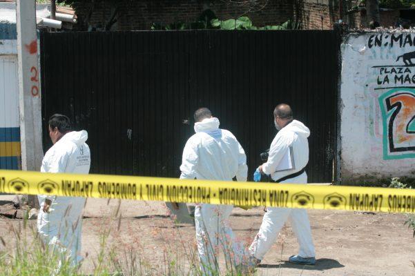 El 2016 supera en homicidios al 2015 en Jalisco