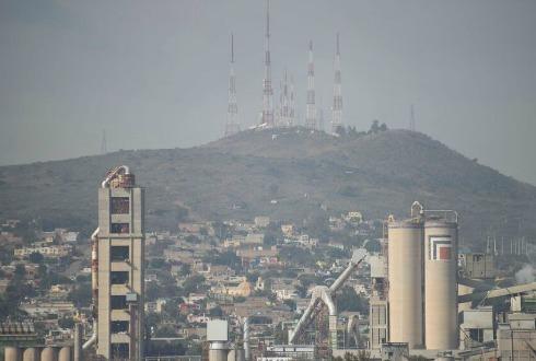 Precontingencia atmosférica en Tlajomulco