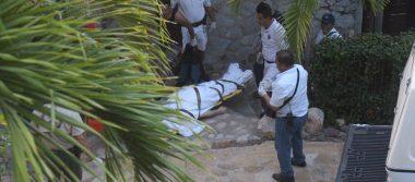 Hombre ahogado en Puerto Vallarta