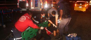 Muere motociclistaen Puerto Vallarta