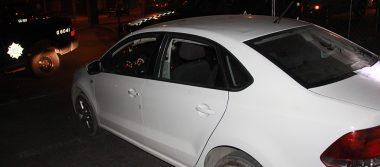 Deambulaban con auto robado en Tetlán