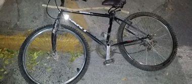Ciclista, otra víctima más de los camioneros