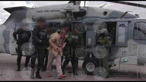 """Extraditan a """"El Chapo"""" Guzmán Loera a los Estados Unidos"""