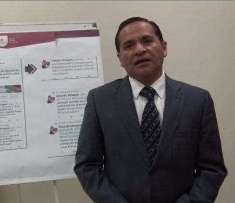 Exige Alfaro y MC la salida inmediata del Fiscal tras confrontación en redes sociales
