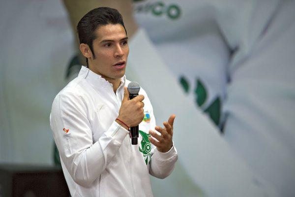 Eduardo Ávila listo para las competencias internacionales