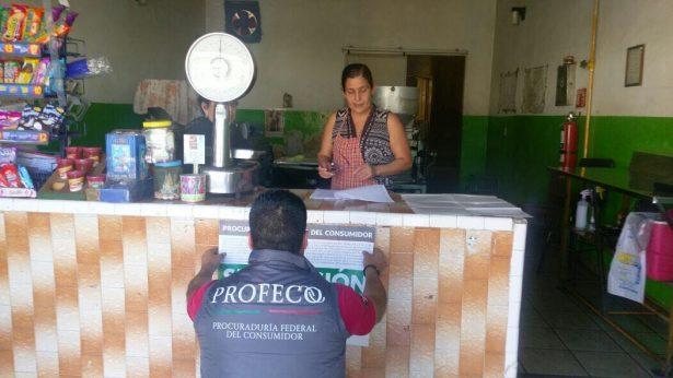 Abusos de comerciantes y extorsiones de PROFECO