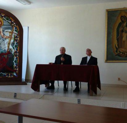Poca vocación para el sacerdocio: Robles Ortega