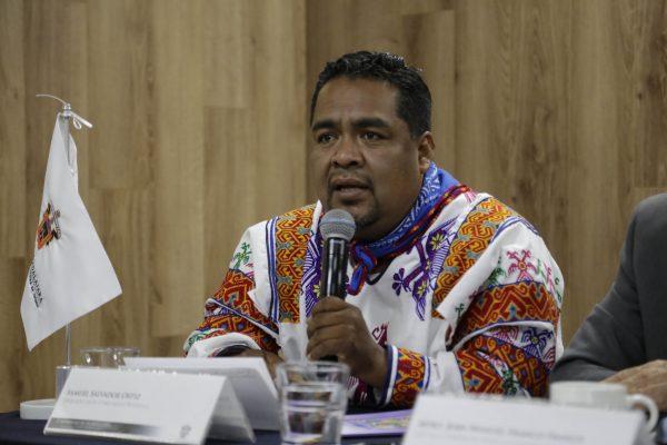 Apoyan en gestión de litigios familiares a mujeres indígenas