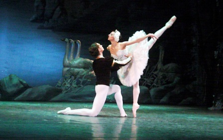 Visita del Ballet Voronezh
