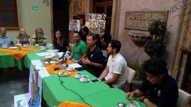 Participación ciudadana para proyectos en la Barranca