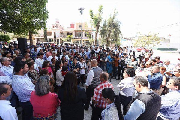 Sergio Otal no avala a Ángeles  Arredondo
