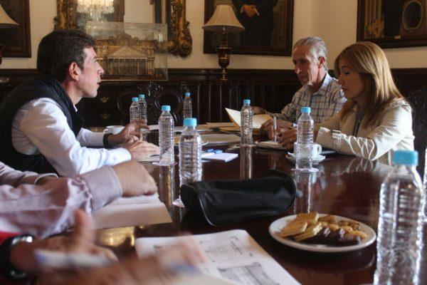 Miguel Castro será enlace del Gobierno con comuneros de Poncitlán