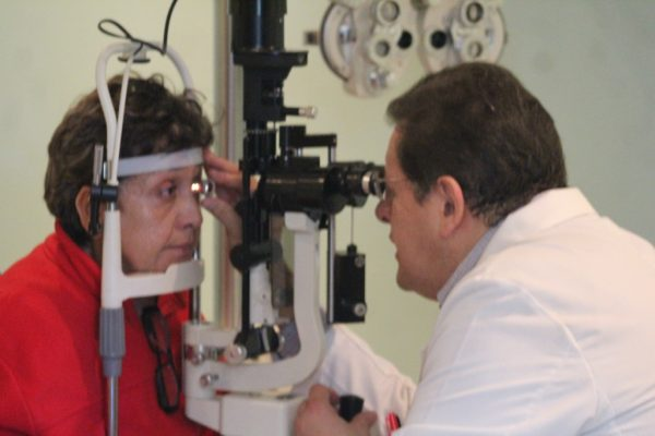 Siete de cada 10 mexicanos padecen glaucoma: Paczka Zapata