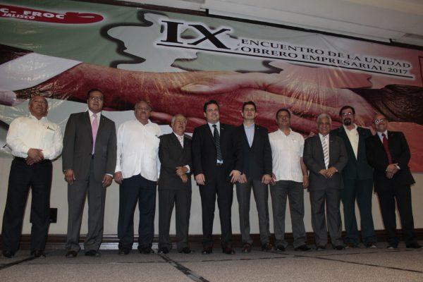 Jalisco, ejemplo de concertación política y productiva: FROC