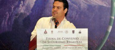 Jalisco se suma a Convenio de Seguridad Regional