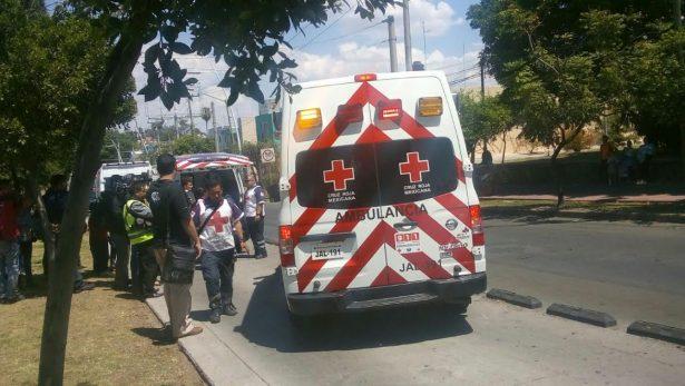 Muere en el CMO jovencita atropellada por ambulancia del IMSS