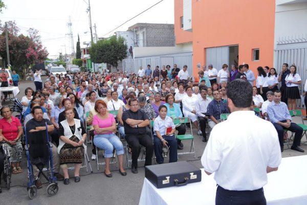 Unión de vecinos hace posible asilo para adultos mayores