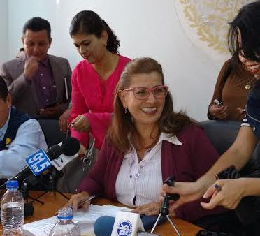 """Dan """"luz verde"""" diputados para iniciar juicio político contra Mejía Durán"""