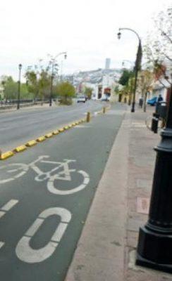 PVEM proponen más ciclovías