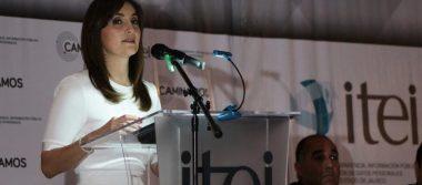 Transparencia, una herramienta sólida y viable: Cynthia Cantero