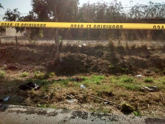 Encuentran cadáver de un hombre en Zapopan