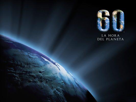 Este sábado apaga la luz durante la Hora del Planeta