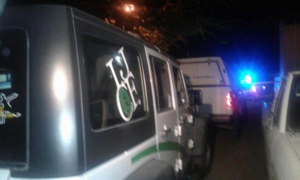 Asesinan a balazos a un hombre mientras conducía por calles de Guadalajara