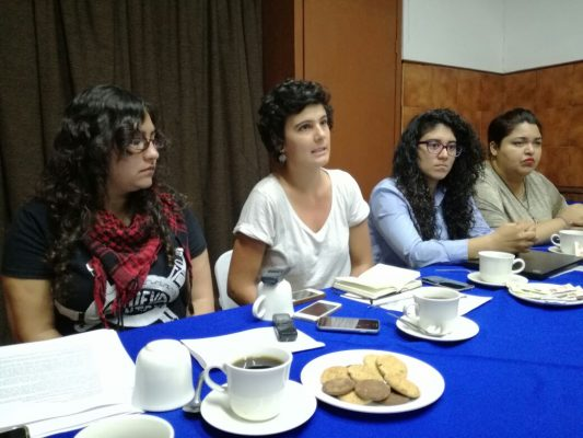 Piden erradicar violencia contra las mujeres