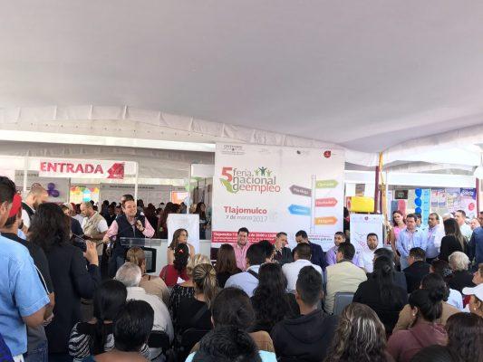 Buscan generar empleos para Tlajomulco