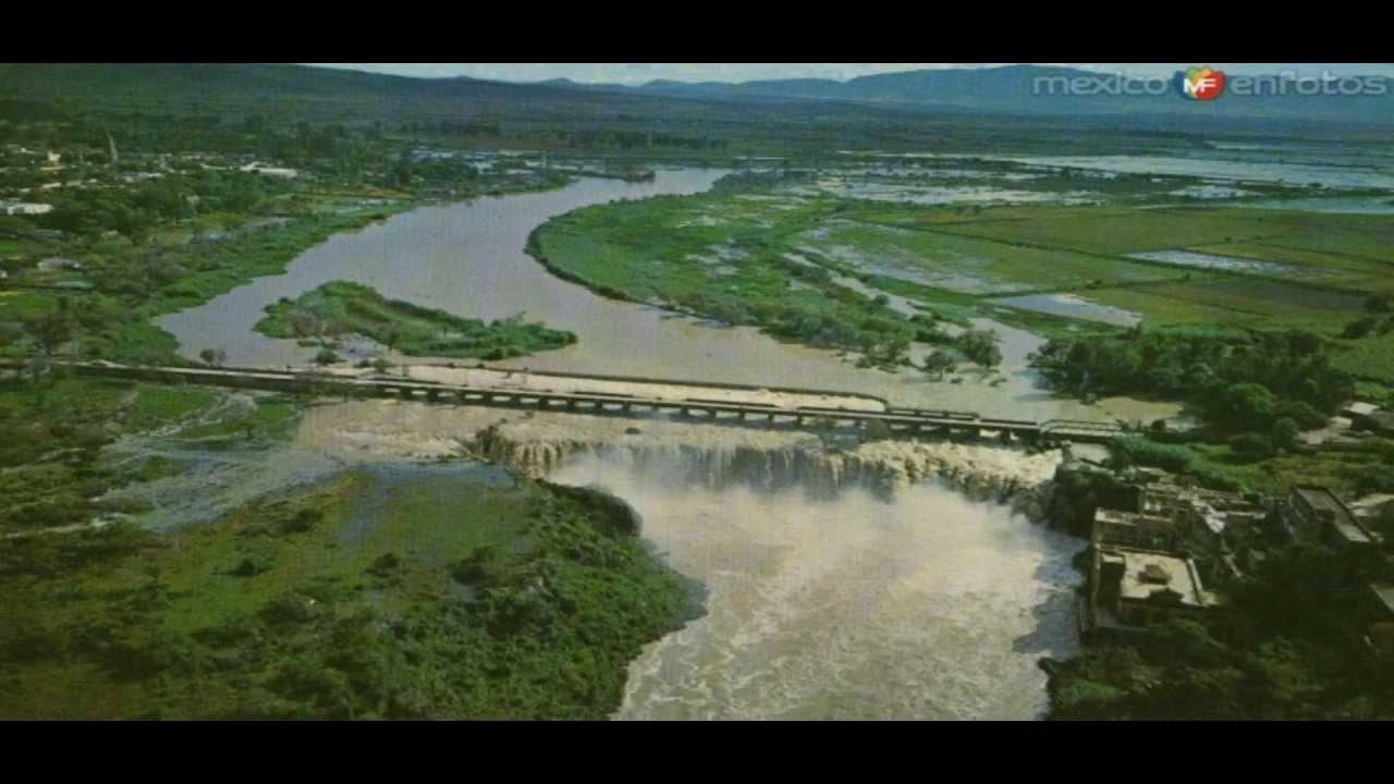 Resultado de imagen para Río Lerma-Santiago