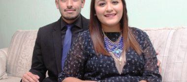 Tania y Francisco se comprometieron en matrimonio