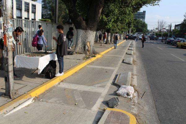 A favor de la ciclovía de Marcelino García Barragán: Marx Miranda