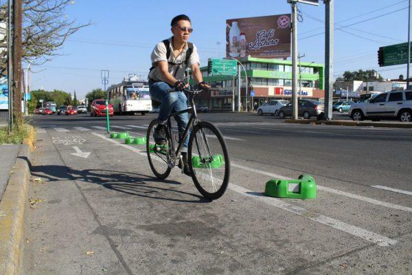 Falta cultura vial para aceptar ciclovías