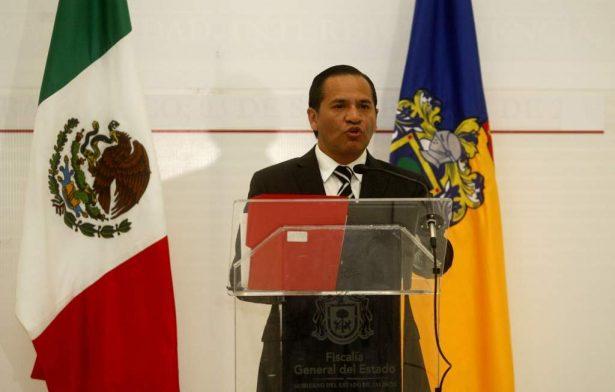 Fiscal tendrá que explicar sobre narcofiesta: Alfaro