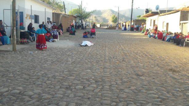 Investigan omisiones de Bolaños en doble crimen de líderes indígenas