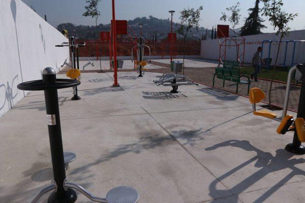 Inauguran Unidad Deportiva en El Tapatío