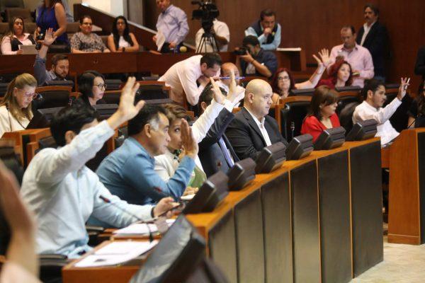 Aprobó el Congreso del Estado nueva Ley de Arbolado