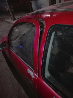 Dañar y robar autos, nueva modalidad que crece por la ciudad