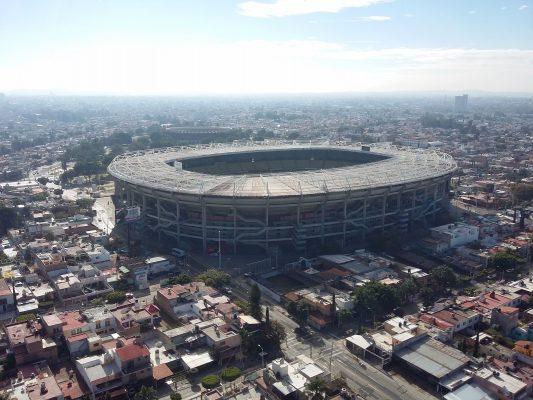 Clásico Tapatío estará vigilado por 900 policías de Guadalajara
