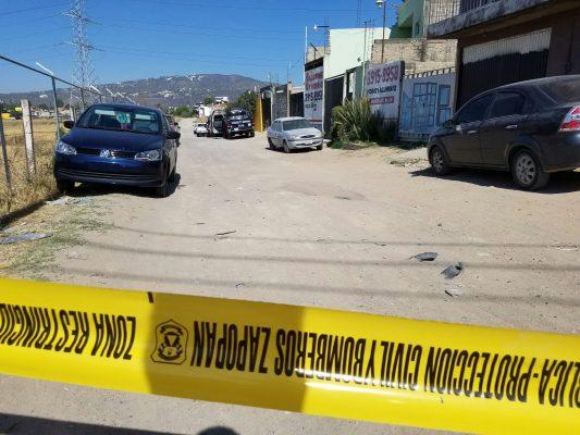 Dos cadáveres calcinados fueron encontrados en un predio de Zapopan