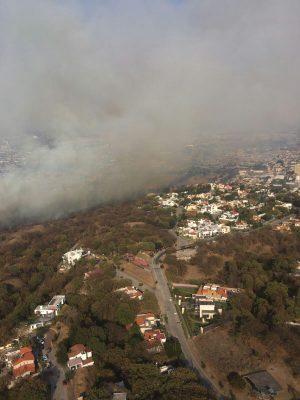 Recompensarán a quienes den informes de aquellos que provocan incendios forestales